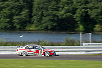#79 Mark JONES Renault Laguna during HSCC Dunlop Saloon Car Cup  as part of the HSCC Oulton Park Gold Cup  at Oulton Park, Little Budworth, Cheshire, United Kingdom. August 24 2019. World Copyright Peter Taylor/PSP. Copy of publication required for printed pictures.