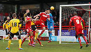 Crawley Town v Sheffield Utd 28/02/2015
