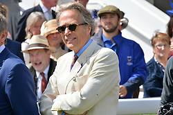 The EARL OF MARCH at the Qatar Goodwood Festival - Ladies Day held at Goodwood Racecourse, West Sussex on 30th July 2015.