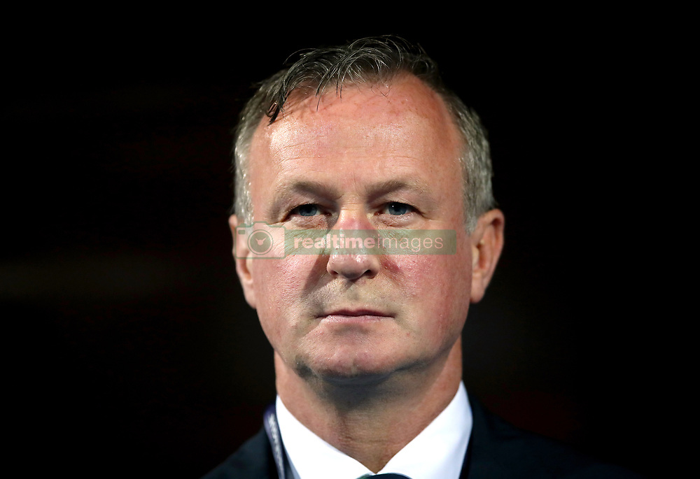File photo dated 15-10-2018 of Northern Ireland manager Michael O'Neill