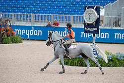 Van Asten Leopold, NED, VDL Groep Beauty<br /> World Equestrian Games - Tryon 2018<br /> © Hippo Foto - Dirk Caremans<br /> 18/09/2018
