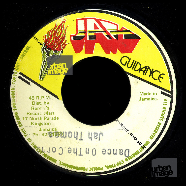 Reggae Record Label - 45's