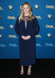 BEVERLY HILLS, LOS ANGELES, CA, USA - FEBRUARY 03: 70th Annual Directors Guild Of America Awards held at The Beverly Hilton Hotel on February 3, 2018 in Beverly Hills, Los Angeles, California, United States. 03 Feb 2018 Pictured: Amy Schumer. Photo credit: IPA/MEGA TheMegaAgency.com +1 888 505 6342