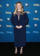 70th Annual Directors Guild Of America Awards - Press Room 3 Feb 2018