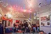 Festival de Casteliers 2016, Marionnettes pour adultes et enfants -  Pavillon St-Viateur d'Outremont / Montréal / Canada / 2016-02-27, © Photo Marc Gibert / adecom.ca