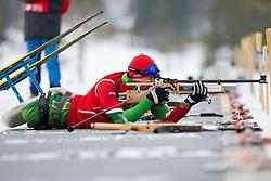 , BLR, Short Distance Biathlon, 2015 IPC Nordic and Biathlon World Cup Finals, Surnadal, Norway
