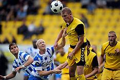 20100802 AC Horsens - OB Superliga fodbold