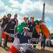1/8 France Vs Irlande - 1/8