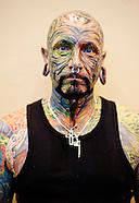 Manchester Tattoo Show 2012
