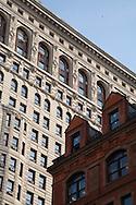 New York, The Flatiron building    on 23rd street and fifth avenue  / Flatiron building.  sur la cinquieme avenue et la 23 em rue