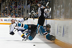 20110308 - Nashville Predators at San Jose Sharks (NHL Hockey)