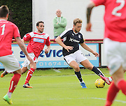 Greg Stewart - Brechin City v Dundee, pre-season friendly at Glebe Park<br />