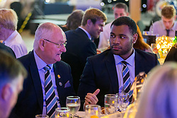 Onehunga Kaufusi - Ryan Hiscott/JMP - 06/08/2018 - RUGBY - Sandy Park - Exeter, England - Exeter Chiefs Season Launch Dinner