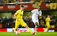 The player of Villarreal Luciano Vietto in action during the match of Uefa Europa League, 3 day. (Photo: Alter Photos / Bouza Press / Maria Jose Segovia)