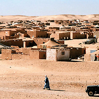 Saharawi,Campi Profughi