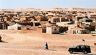 21 Gennaio 2010..Campo Profughi Saharawi Auserd..21 January 2010..Saharawi refugee camp Auserd.