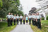 Commandants Staff Group Photo