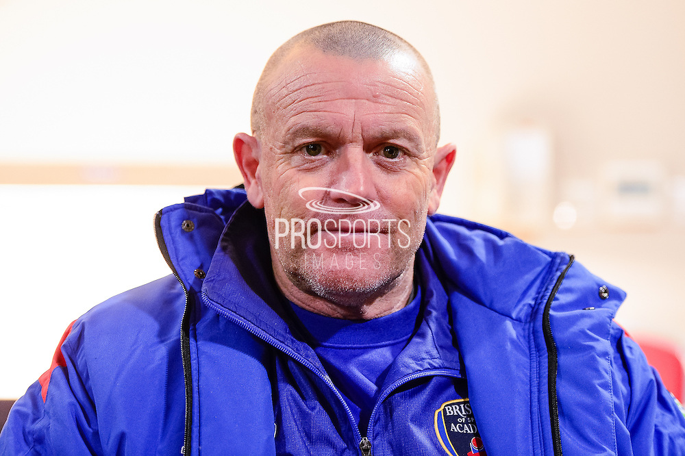 Former Leeds United manager David Hockaday during the EFL Sky Bet League 1 match between Milton Keynes Dons and Swindon Town at stadium:mk, Milton Keynes, England on 30 December 2016. Photo by Dennis Goodwin.