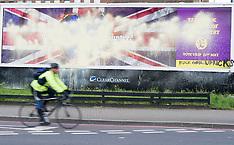 APR 24 2014 Defaced UKIP Poster