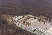 Baltimore aerial image of the Frito Lay Aberdeen Plant construction in MD by Jeffrey Sauers of Commercial Photographics, Architectural Photo Artistry in Washington DC, Virginia to Florida and PA to New England