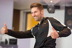 09.03.2016, Tanzschule Breuer, Koeln, GER, Lets Dance, Training, im Bild Christian Polanc (37, Profitaenzer, Tanzpartner von Nastassja Kinski) // during the German Let's Dance, Training at Tanzschule Breuer in Koeln, Germany on 2016/03/09. EXPA Pictures © 2016, PhotoCredit: EXPA/ Eibner-Pressefoto/ Deutzmann<br /> <br /> *****ATTENTION - OUT of GER*****