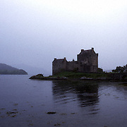 Perhaps the most photographed castle in Scotland, Eilean Donan Castle sits on Loch Duich in Wester Ross near the Kyle of Lochalsh. High wire walker Nik Wallenda performed a 1300 foot walk 10 stores over the Atlantic City beach on Thursday August 9th as a promotion for his family experience show at the Tropicana Resort. Here, Wallenda walks the wire shadowed by a helicopter.  ( ED HILLE / Staff Photographer).