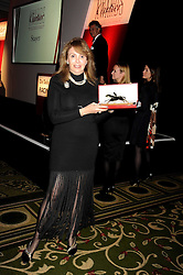 Racehorse owner CARLA GIRAL at the annual Cartier Racing Awards held at the Grosvenor House Hotel, Park Lane, London on 17th November 2008.