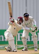 West Indies batsman Brendan Nash.<br />New Zealand v West Indies, First Test Match, National Bank Test Series, University Oval, Dunedin, Sunday 14 December 2008. Photo: Andrew Cornaga/PHOTOSPORT