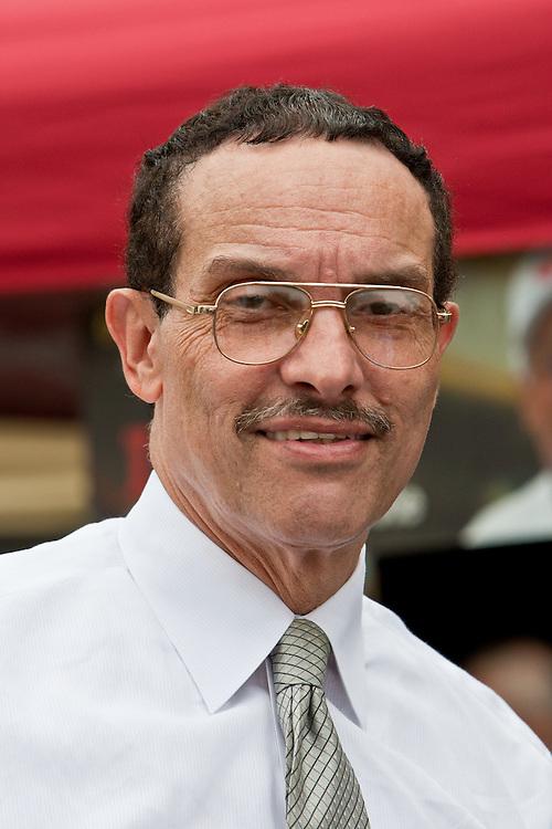 Vincent Gray, Chairman of the D.C. Council.