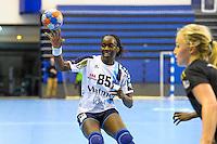 Ana de Sousa - 04.03.2015 - Issy Paris / Le Havre - 16eme journee de D1<br /> Photo : Andre Ferreira / Icon Sport