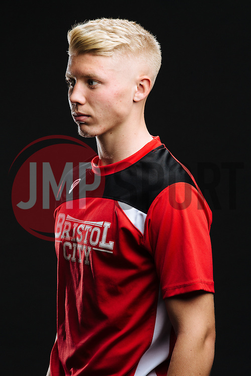 George Dowling of Bristol CIty poses for a portrait - Rogan Thomson/JMP - 04/11/2016 - FOOTBALL - Ashton Gate Stadium - Bristol, England - Bristol Sport Collection Photoshoot.