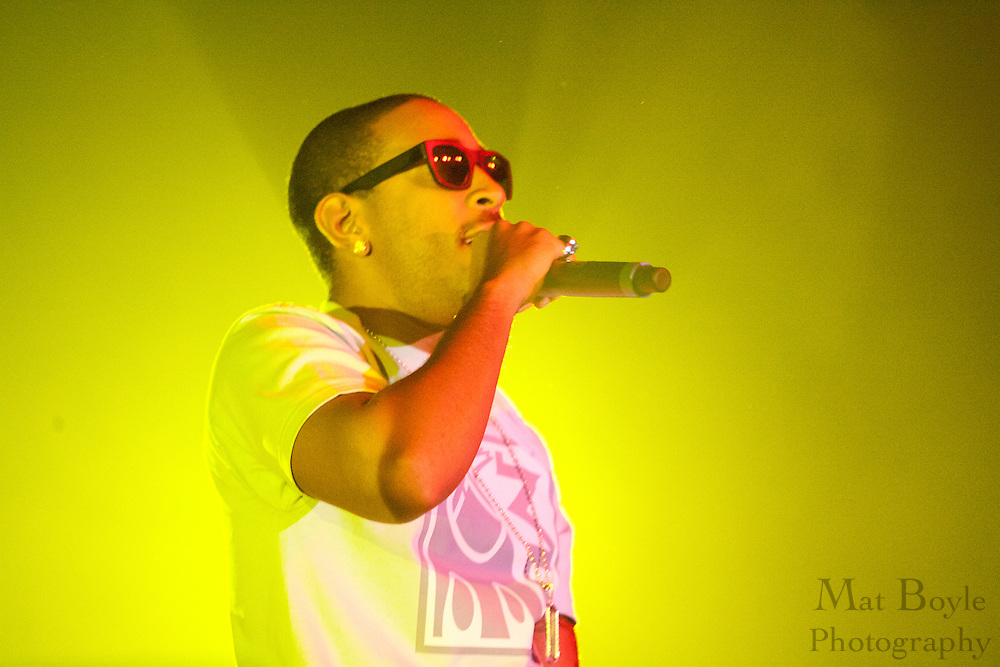 "Ludacris perfroms at Rowan University as part of the colleges annual ""Profstock""  concert."