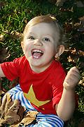 Child Portrait - Candid