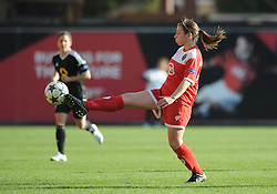 Bristol Academy's Sharla Passariello - Photo mandatory by-line: Dougie Allward/JMP - Mobile: 07966 386802 - 21/03/2015 - SPORT - Football - Bristol - Ashton Gate Stadium - Bristol Academy v FFC Frankfurt - UEFA Women's Champions League - Quarter Final - First Leg