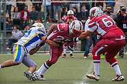 American Football: Cardinals Palermo vs Sharks Palermo 6 - 45