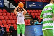 Marco Spissu<br /> Filou Ostenda - Banco di Sardegna Dinamo Sassari<br /> FIBA BCL Basketball Champions League 2018-20<br /> Ostenda, 07/01/2020<br /> Foto L.Canu / Ciamillo-Castoria