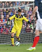 Kyle Gourlay - Crystal Palace v Dundee - Julian Speroni testimonial match at Selhurst Park<br /> <br />  - © David Young - www.davidyoungphoto.co.uk - email: davidyoungphoto@gmail.com