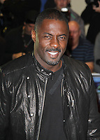 Idris Elba Demons Never Die UK Premiere, Odeon West End Cinema, Leicester Square, London, UK. 10 October 2011. Contact: Rich@Piqtured.com +44(0)7941 079620 (Picture by Richard Goldschmidt)