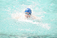 Oxford High's Thomas Murphy races in a meet at the Oxford Swimming Pool in Oxford, Miss. on Saturday, September 17, 2011.