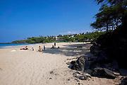 Hapuna Beach; Kohala; Island of Hawaii