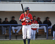Blake Newalu at Ole Miss baseball alumni game at Oxford-University Stadium in Oxford, Miss. on Saturday, February 5, 2011.