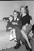 1961-03/10 Virginia Mayo and Family