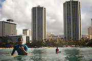 Oxbow fish contest,Honolulu,Hawaii.