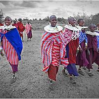 The Masaai