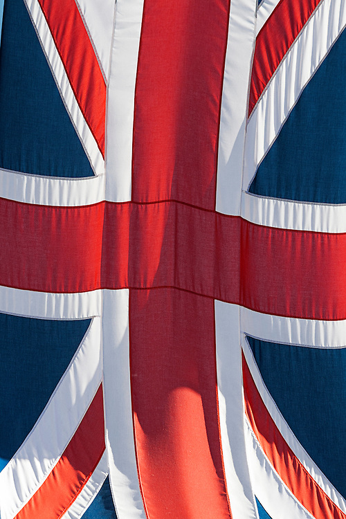 The British Flag - the Union Jack
