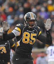 Nov 13, 2010; Columbia, MO, USA;  at Memorial Stadium. Mandatory Credit: Denny Medley-US PRESSWIRE