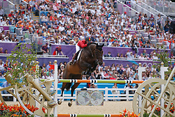 Michaels Beerbaum Meredith (GER) - Bella Donna<br /> Olympic Games London 2012<br /> © Dirk Caremans