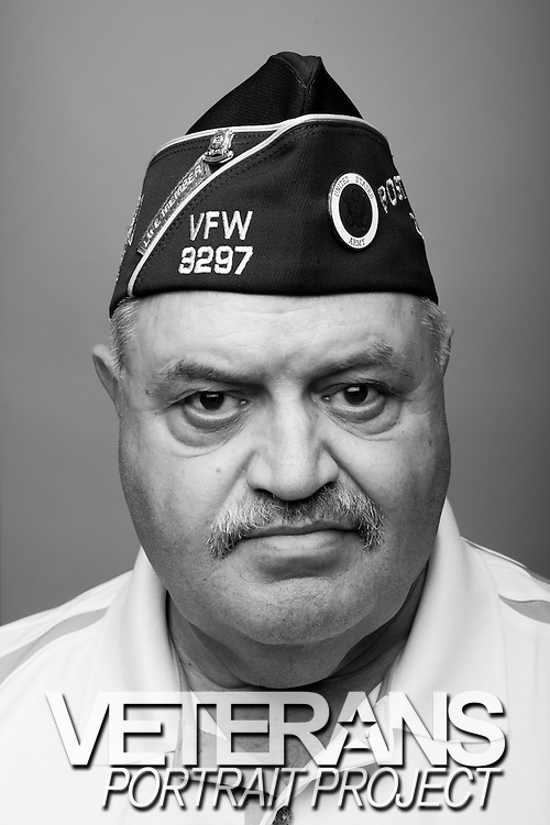 Marty Crawford<br /> Army<br /> SGT (E-5)<br /> Combat Photographer<br /> 1966-1968<br /> Vietnam<br /> <br /> Veterans Portrait Project<br /> Louisville, KY<br /> VFW Convention <br /> (Photos by Stacy L. Pearsall)