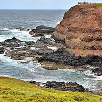 Southpoint Lookout on Summerland Peninsula on Phillip Island, Australia<br />