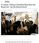 http://www.travelandleisure.com/articles/japanese-mandatory-vacation